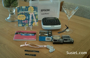 Epson Labelworks Ribbon Printer