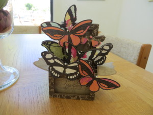 Box Cards Part Two – BUTTERFLIES!!!