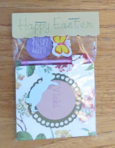 Easter Gifts – Post It Note Holders