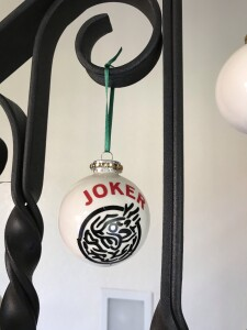 Mah Jongg Christmas Ornaments